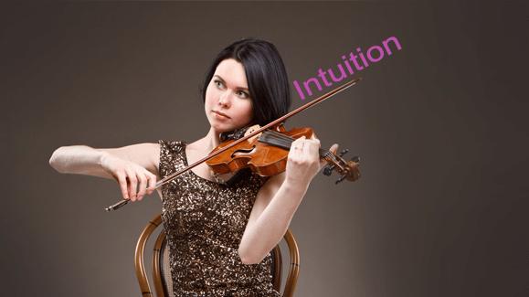 L'intuition est un instrument de précision